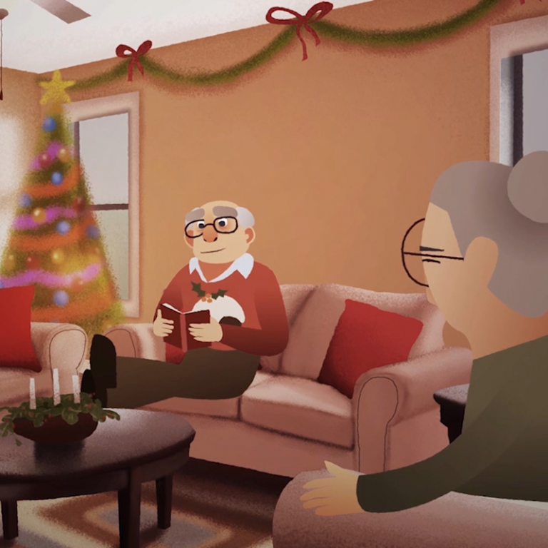 NIX Christmas Advert,Animated films,christmas,cass productions,Video Production,video hampshire,animation hampshire,Animated Video Hampshire