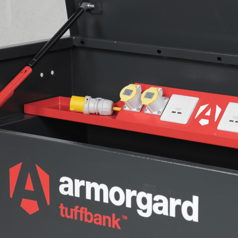 Product Launch,Tuffbank,armorgard,hampshire,video,construction,box,tools,cassproductions,video production,