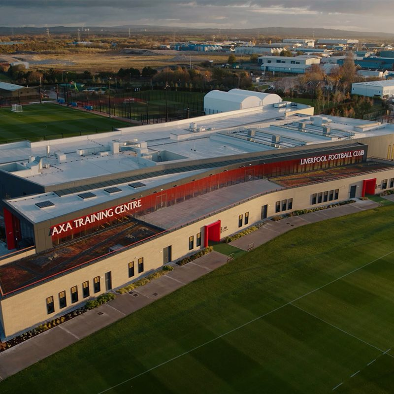 Liverpool FC – Branding & Graphic Design