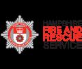 Hampshire fire and Rescue Logo